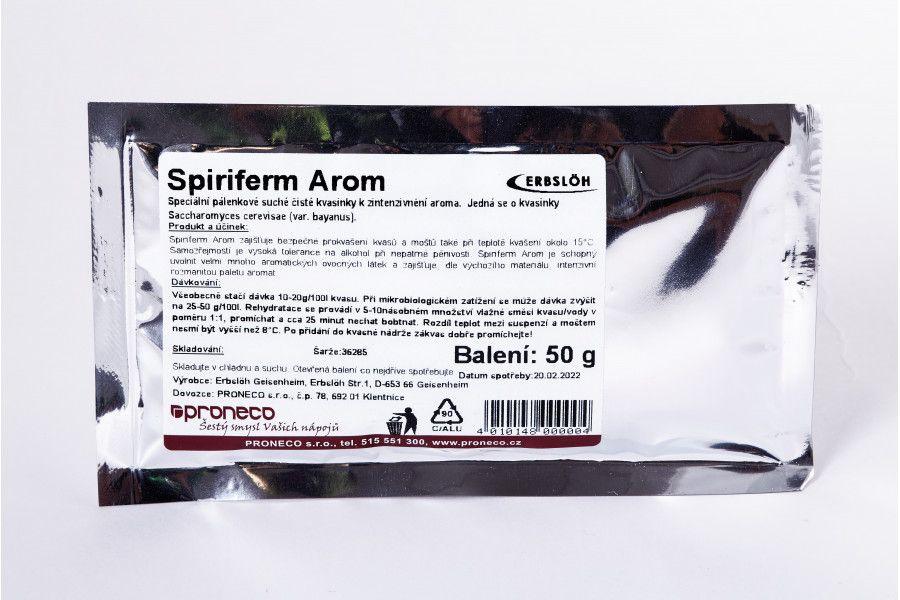 Kvasinky Spiriferm Arom - kvasinky 50 g