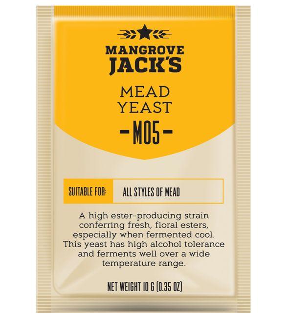 Kvasinky Mangrove na medovinu
