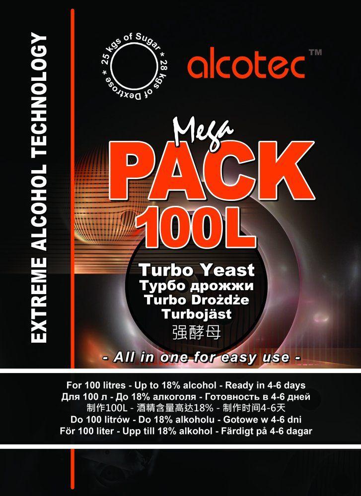 Alocotec MegaPack na 100L