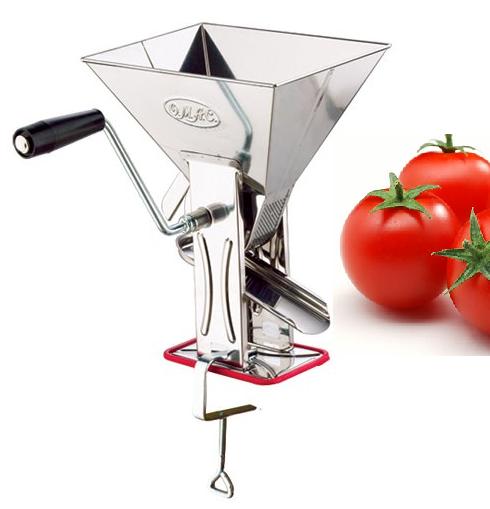 Mlýnek na rajčata