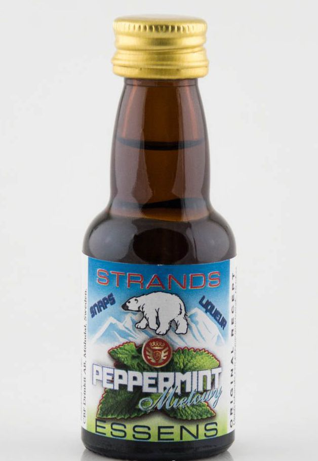 Esence Peprmintový likér 25 ml