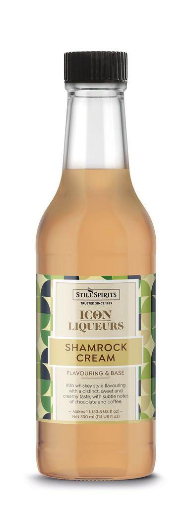 Irská Whisky Premix - Shamrock Cream