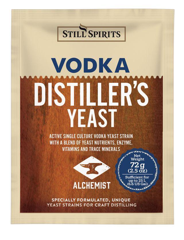 Still Spirits Kvasnice Vodka Still Spirits 14% (pro obilný, bramborový a cukerný kvas)