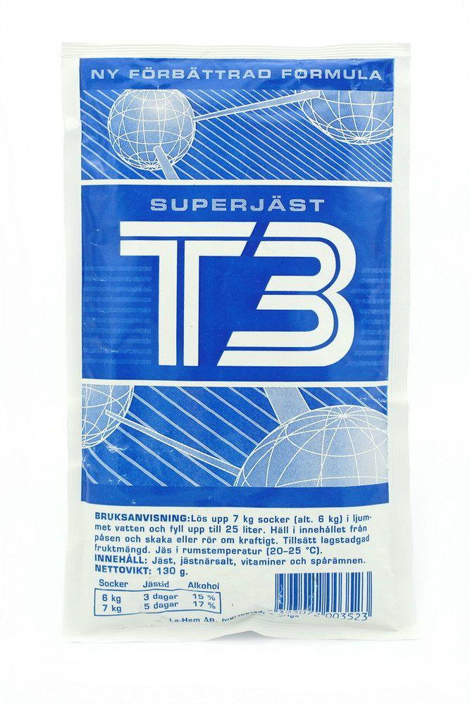 Turbo kvasinky T 3