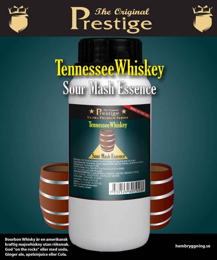 ESENCE Tennesse Whisky 280 ml