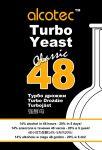 Turbo kvasnice Alcotec 48 hod (14-20%)
