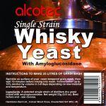 Kvasinky Whisky na 25 l obilného či kukuřičného kvasu